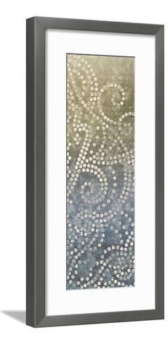 Gilded I-Mali Nave-Framed Art Print