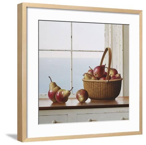Fruit Basket-Zhen-Huan Lu-Framed Art Print