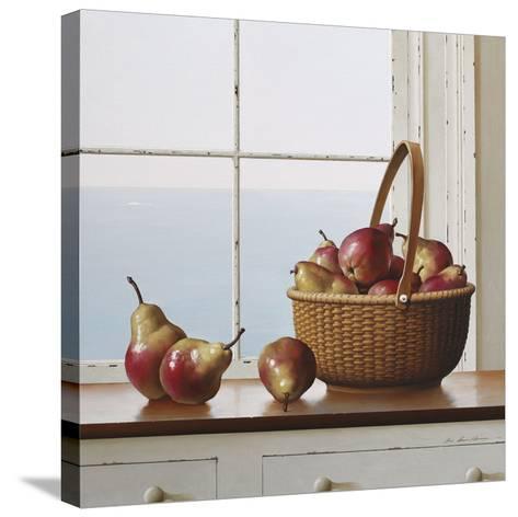 Fruit Basket-Zhen-Huan Lu-Stretched Canvas Print