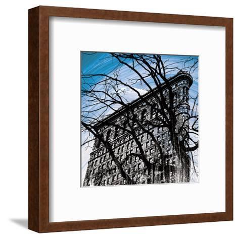 Gotham Grandeur-Erin Clark-Framed Art Print