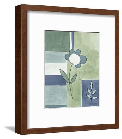 Happy Hazel-Dominique Gaudin-Framed Art Print