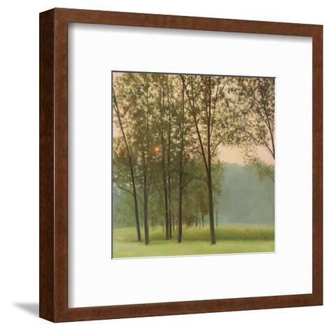 Haze-Elissa Gore-Framed Art Print