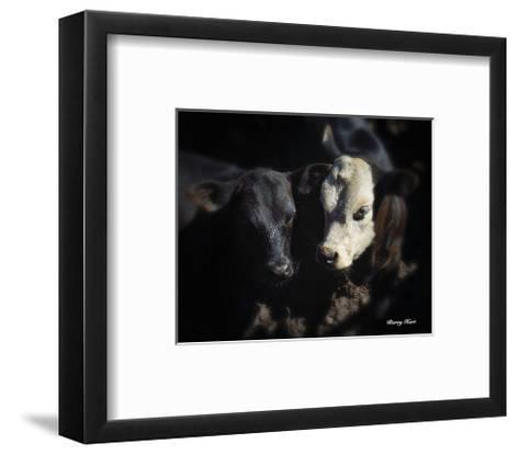 He?s My Brother (color)-Barry Hart-Framed Art Print