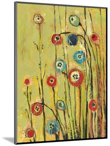 Hidden Poppies-Jennifer Lommers-Mounted Art Print
