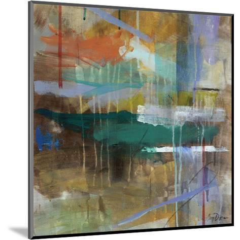 Iceland Browns III-Amy Dixon-Mounted Art Print