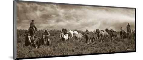 Homeward Bound-Barry Hart-Mounted Art Print