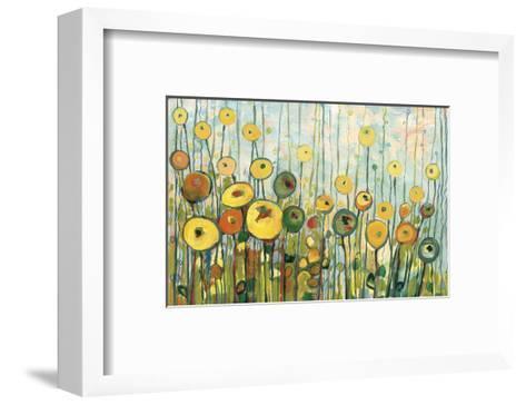 I'll Meet You For Martinis in the Poppy Garden-Jennifer Lommers-Framed Art Print