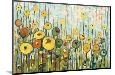 I'll Meet You For Martinis in the Poppy Garden-Jennifer Lommers-Mounted Art Print
