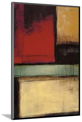 Intersection I-Candice Alford-Mounted Art Print