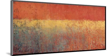 Horizon 2-Jeannie Sellmer-Mounted Art Print