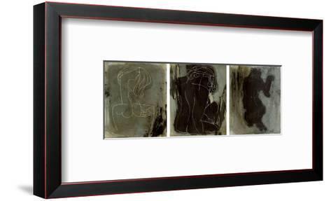 Las Mujeres-Kani-Framed Art Print