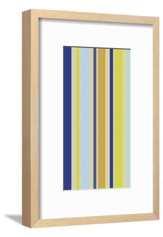 Kiwi Stripe-Dan Bleier-Framed Art Print