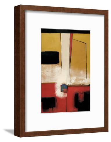 Linear Language II-Luis Parra-Framed Art Print