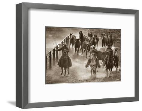 Livin' the Life-Barry Hart-Framed Art Print