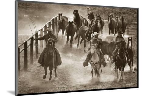 Livin' the Life-Barry Hart-Mounted Art Print