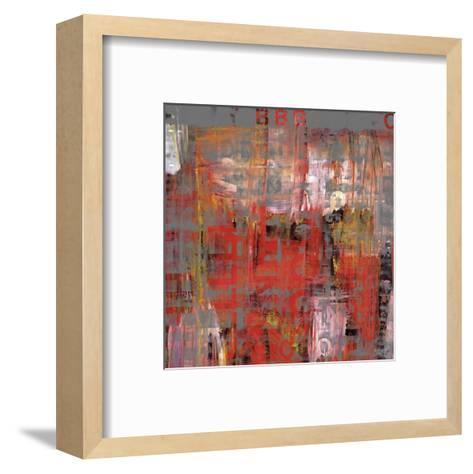 Letra Art XIII-Sven Pfrommer-Framed Art Print