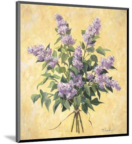 Lilac Season I-Todd Telander-Mounted Art Print