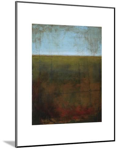 New Day II-Jennifer White-Mounted Art Print