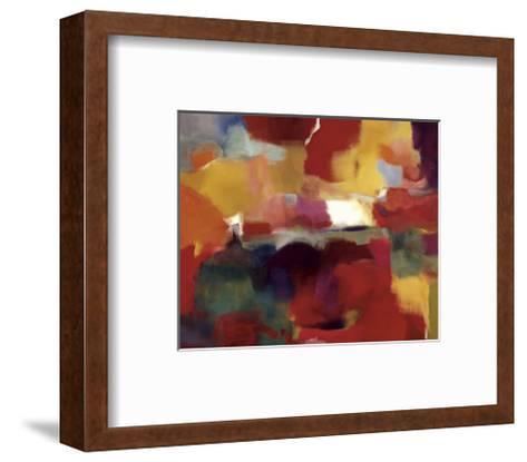 Lustrous Season-Nancy Ortenstone-Framed Art Print