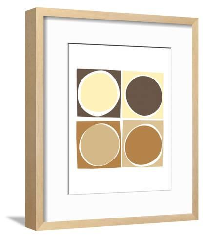 Mocha-Denise Duplock-Framed Art Print