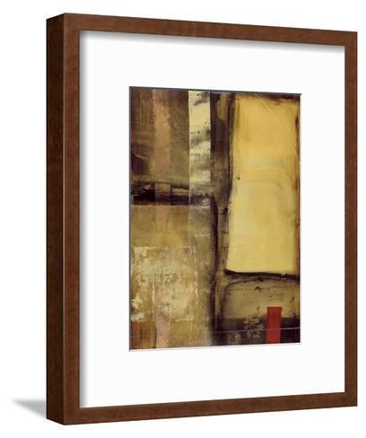 Metropolis II-Leo Burns-Framed Art Print