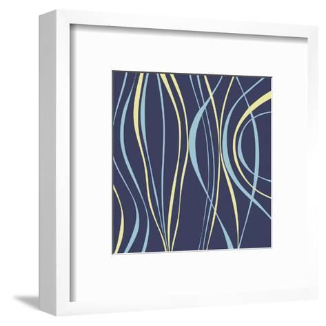 Marine Blue-Denise Duplock-Framed Art Print