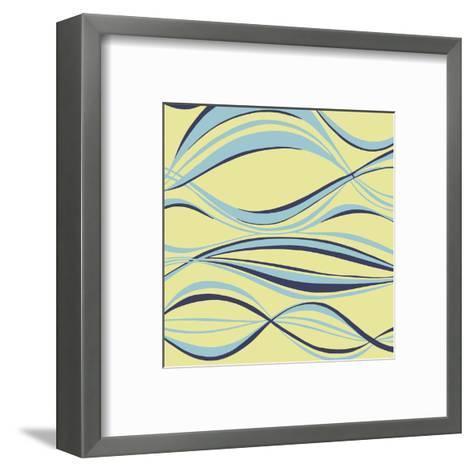 Marine Samphire-Denise Duplock-Framed Art Print