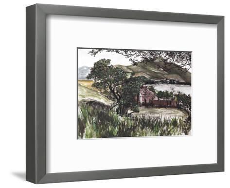 McDonald?s Farm-Kara Smith-Framed Art Print