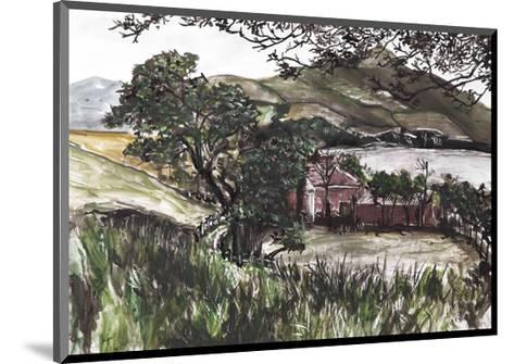 McDonald?s Farm-Kara Smith-Mounted Art Print