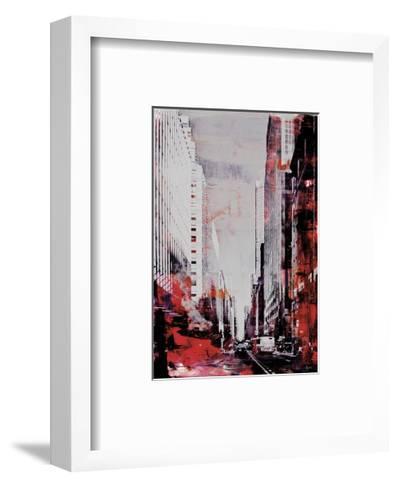 New York Color XXXIII-Sven Pfrommer-Framed Art Print