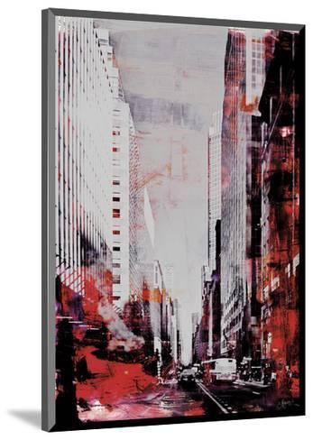 New York Color XXXIII-Sven Pfrommer-Mounted Art Print