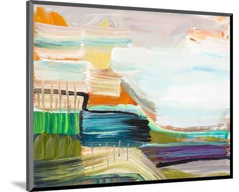 Open Sky-Joan Davis-Mounted Art Print