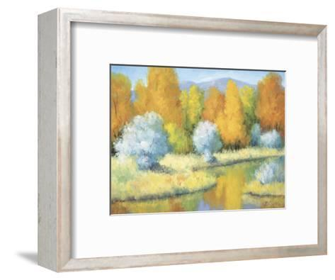 October Reflections-Bunny Oliver-Framed Art Print