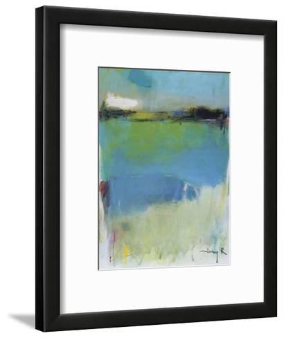 Nobody There-Jong Ro-Framed Art Print