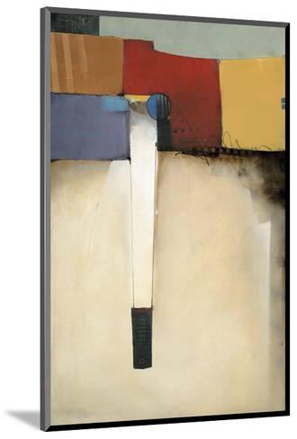 Obelisk I-Nela Solomon-Mounted Art Print