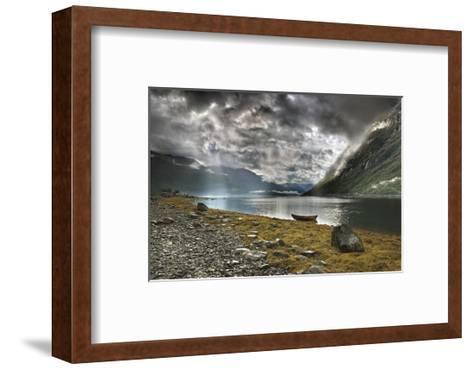 Norway 89-Maciej Duczynski-Framed Art Print