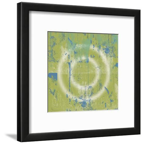 Orbit-Erin Clark-Framed Art Print