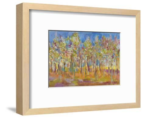 Orchard in Orchid-Amy Dixon-Framed Art Print