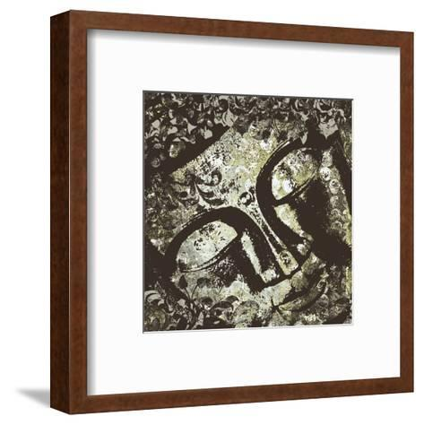 Peaceful-Erin Clark-Framed Art Print