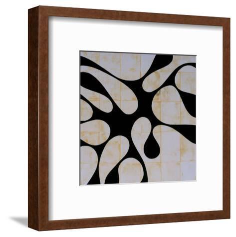 Parcel-Rex Ray-Framed Art Print