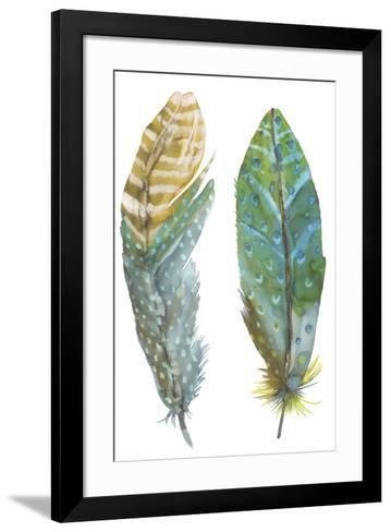 Wispy I-Sandra Jacobs-Framed Art Print