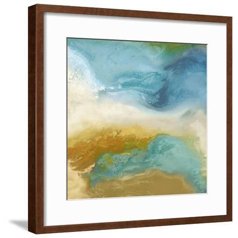 Oceania III-Tania Bello-Framed Art Print