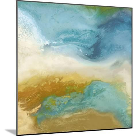 Oceania III-Tania Bello-Mounted Giclee Print