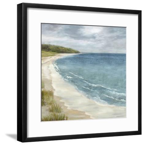 Shoreline Stroll-Paul Duncan-Framed Art Print