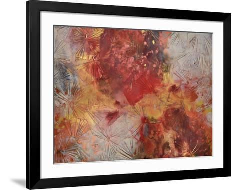 Sea Fan-Caroline Ashwood-Framed Art Print