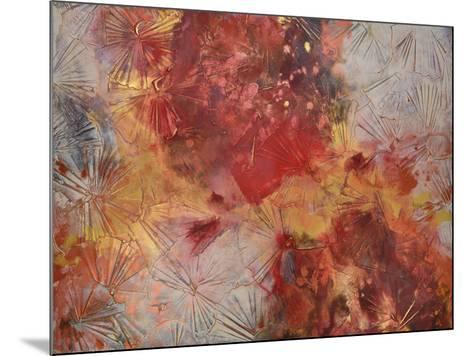 Sea Fan-Caroline Ashwood-Mounted Giclee Print