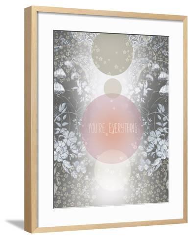 Everything-Anahata Katkin-Framed Art Print