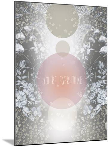 Everything-Anahata Katkin-Mounted Giclee Print