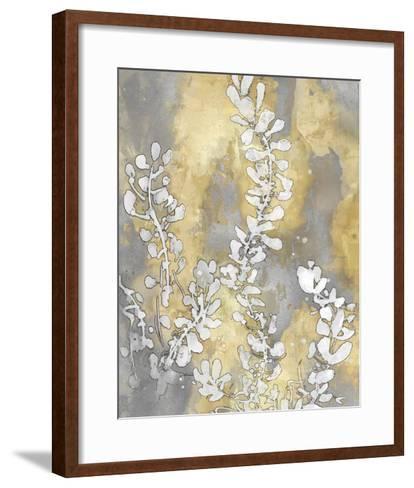 Moonlight Flowers I-Tania Bello-Framed Art Print