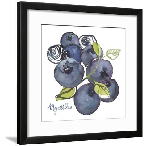Myrtilles-Sandra Jacobs-Framed Art Print